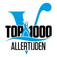 Logo of radio station Radio Veronica Top 1000