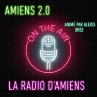 Logo of radio station Amiens2.0