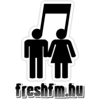 Logo of radio station FRESH FM