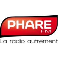 Logo of radio station Phare FM Mons