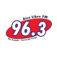 Logo de la radio Aire Libre fm 96.3