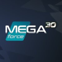 Logo de la radio MEGA FORCE