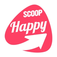 Logo of radio station Radio SCOOP - Happy