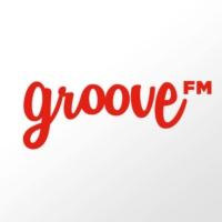 Logo of radio station Groove FM