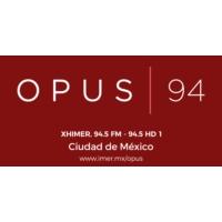 Logo de la radio XHIMER Opus 94.5 FM