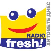 Logo of radio station Радио Fresh!