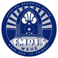 Logo of radio station WKHR FM 91.5