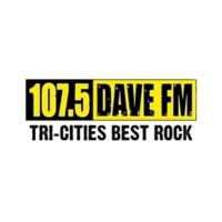 Logo de la radio CJDV-FM 107.5 Dave Rocks