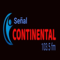 Logo of radio station CONTINENTAL 103.5 FM