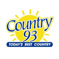 Logo of radio station CKYC Country 93