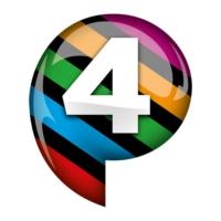 Logo of radio station P4 Lyden av Norge