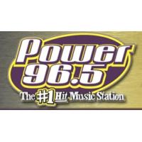 Logo de la radio Power 96.5