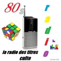 Logo de la radio radio 80s