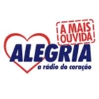 Logo of radio station Rádio Alegria 96.1 FM Porto Alegre