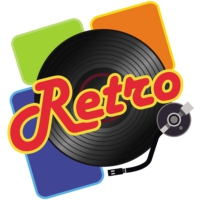 Logo of radio station Retro Rock & Pop