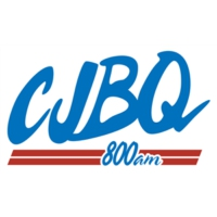 Logo of radio station CJBQ 800 AM