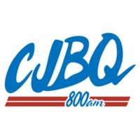 Logo of radio station CJBQ 800 AM