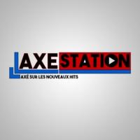 Logo of radio station AXE STATION
