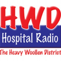 Logo of radio station HWD Hospital Radio