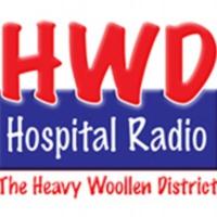 Logo de la radio HWD Hospital Radio