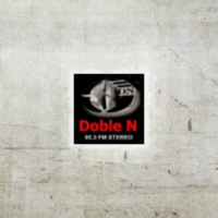Logo of radio station Doble N FM