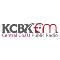 Logo of radio station KCBX 89.5