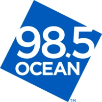 Logo de la radio CIOC-FM Ocean 98.5