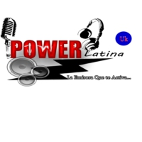 Logo de la radio power latina uk