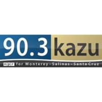 Logo of radio station 90.3 KAZU