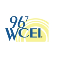 Logo of radio station WCEI 96.7