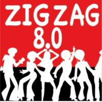 Logo de la radio Zig Zag 8.0