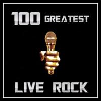 Logo de la radio 100 GREATEST LIVE ROCK