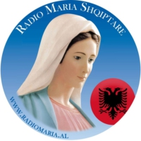 Logo of radio station Radio Maria Albania