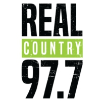 Logo of radio station CHSP-FM Real Country 97.7