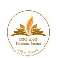 Logo of radio station Dhammaparami Poson Poya Day Programme