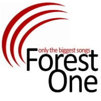 Logo of radio station Forest One