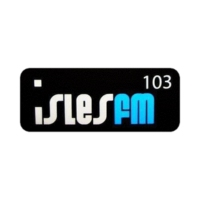 Logo of radio station Isles FM 103