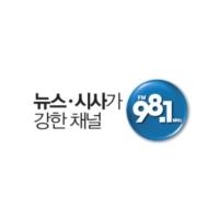 Logo of radio station CBS 표준 FM 98.1