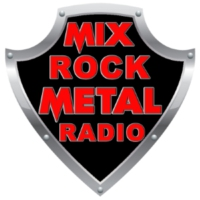 Logo of radio station MIX ROCK METAL RADIO