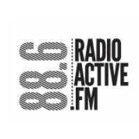 Logo de la radio RadioActive FM