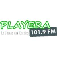 Logo de la radio Playera FM