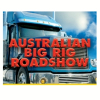 Logo of radio station The Australian  Big Rig Roadshow