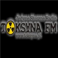 Logo de la radio Toksyna - PsyTrance