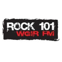 Logo de la radio WGIR-FM Rock 101