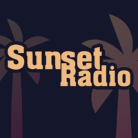 Logo of radio station Sunset Radio