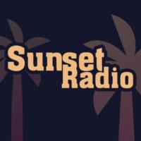 Logo de la radio Sunset Radio
