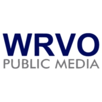 Logo of radio station WRVO-3 WRVO International