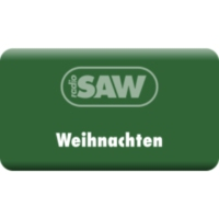 Logo of radio station radio SAW-Weihnachten