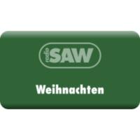 Logo de la radio radio SAW-Weihnachten