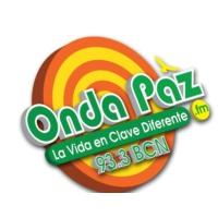 Logo de la radio Onda Paz